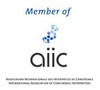AIIC membership logo